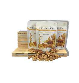 Mr. Filbert's Mr. Filbert's, honey & peppercorn mixed nuts
