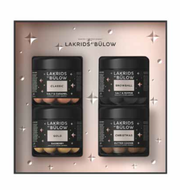 Lakrids By Bülow Blackbox 4 smaken
