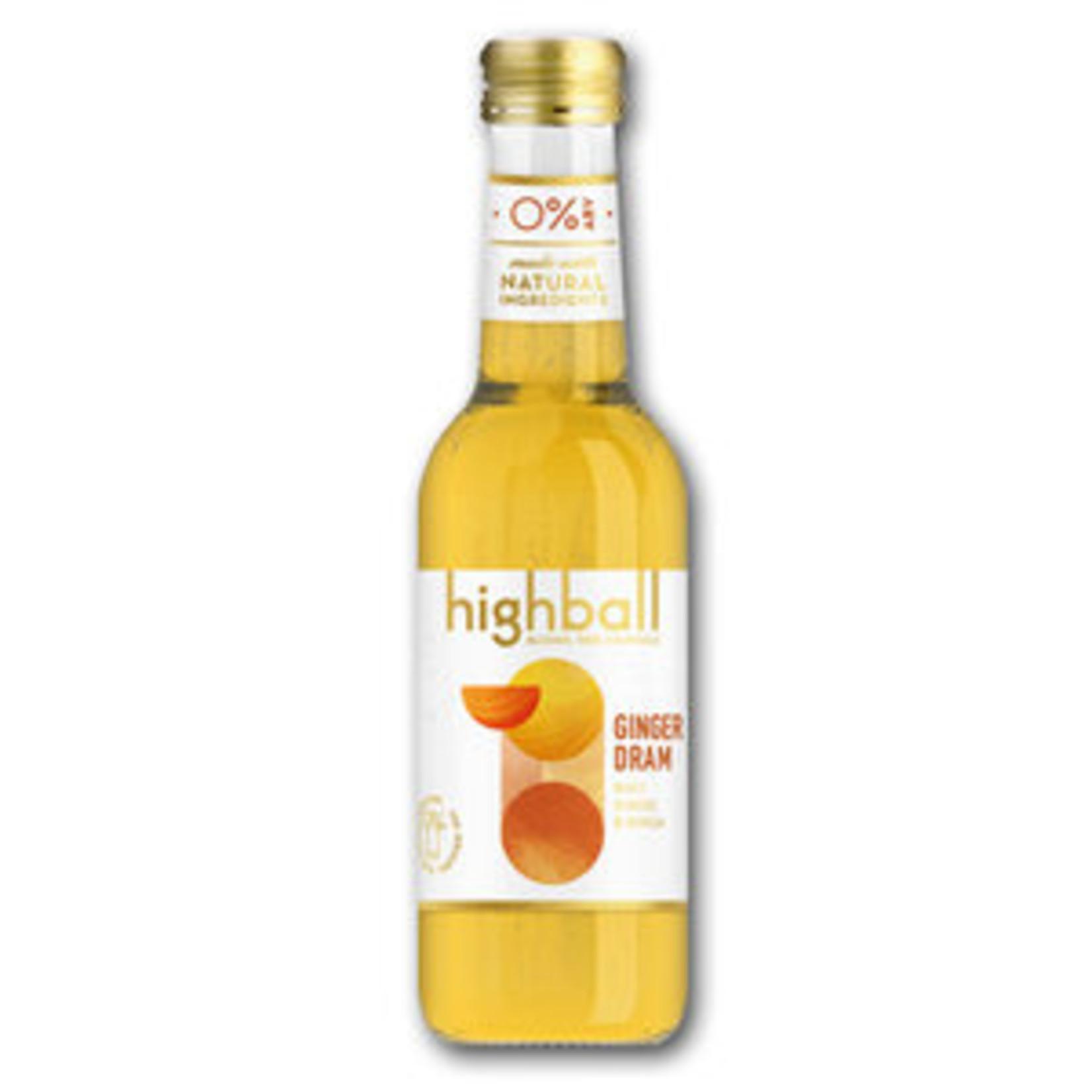 Highball Ginger Dram 0%