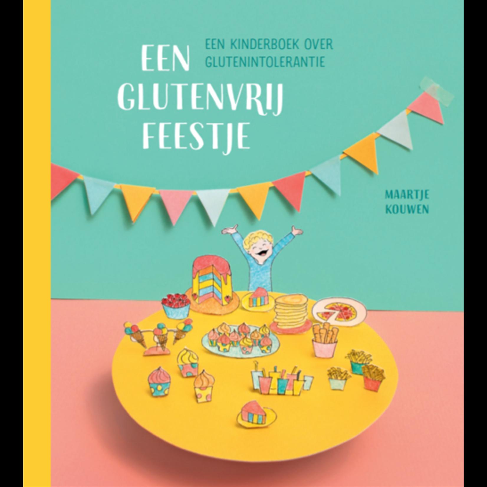 Boek: Glutenvrij feestje
