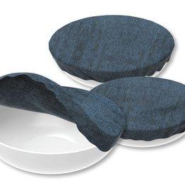 Nuts Beeswax - Herbruikbare schaal afsluiters - Jeans