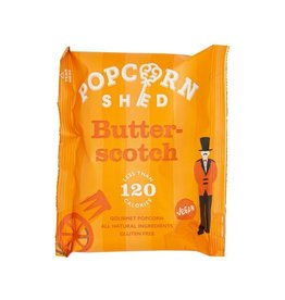 Popcorn Shed VEGAN BUTTERSCOTCH  snack pack POPCORN