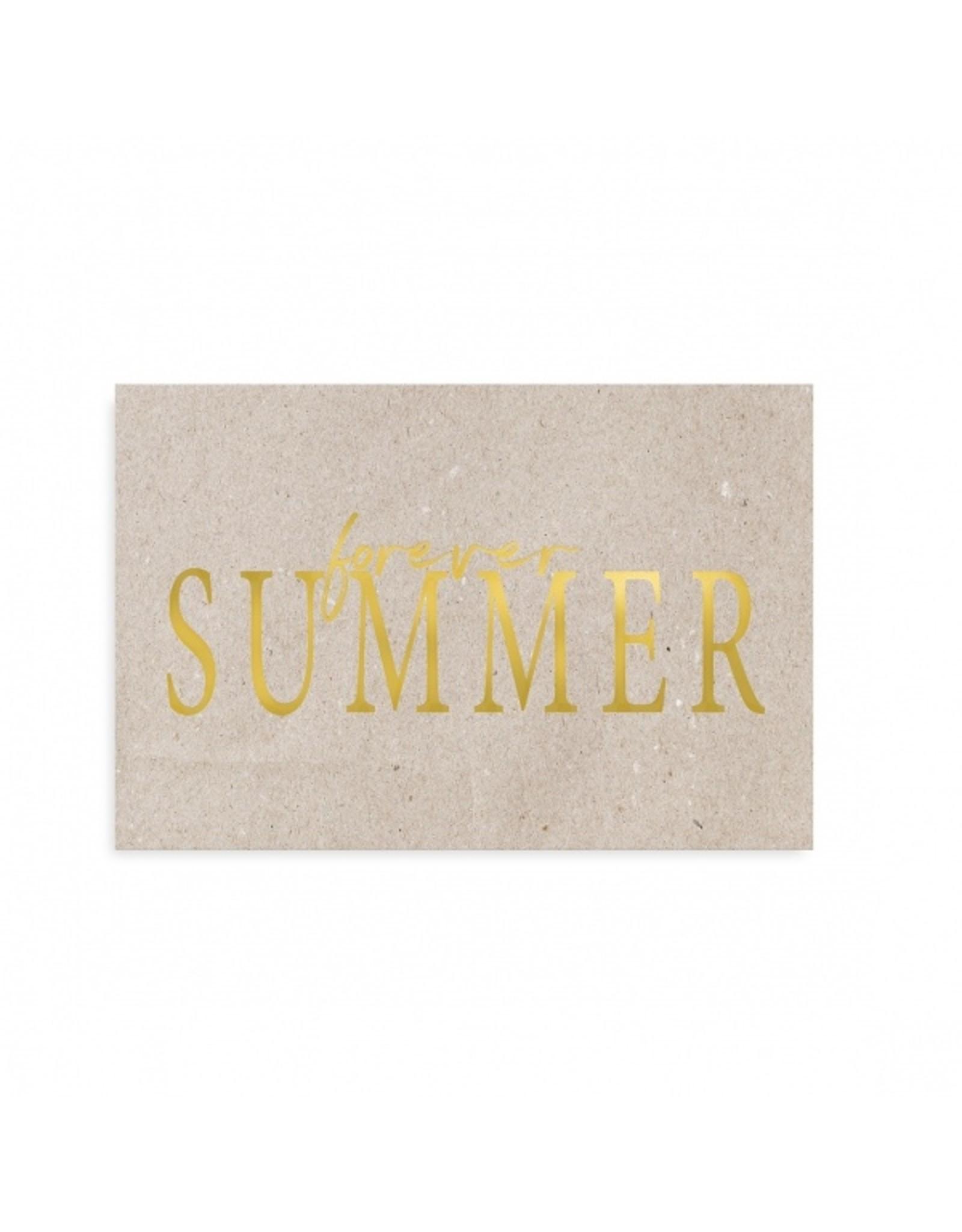 "Tafelgut Kaart ""Summer"""