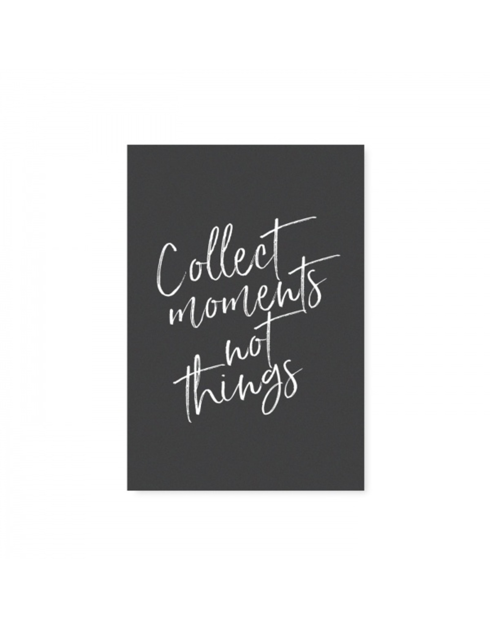 "Tafelgut Kaart ""Collect Moments"""
