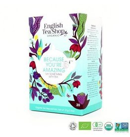English tea shop Assortiment thee