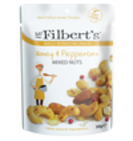 Mr. Filbert's, honey & peppercorn mixed nuts