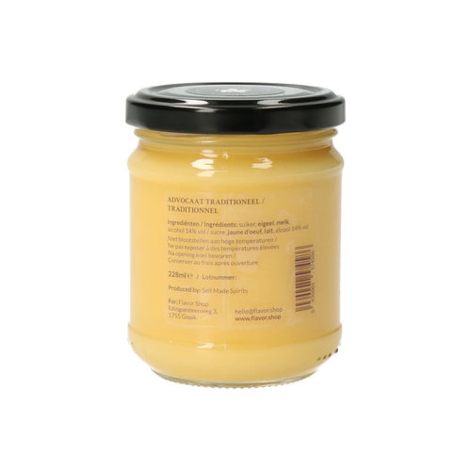 Pure Flavor Advocaat Traditioneel 228ml