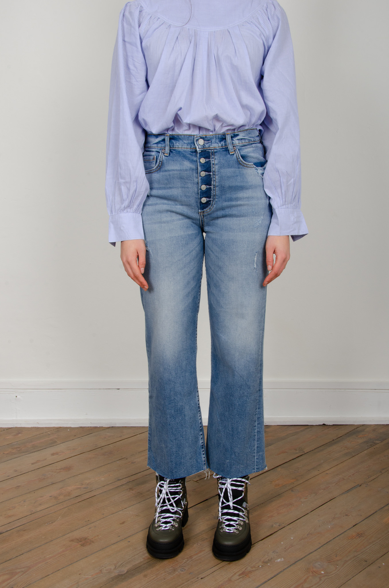 THE MIKEY CROP JEANS-1