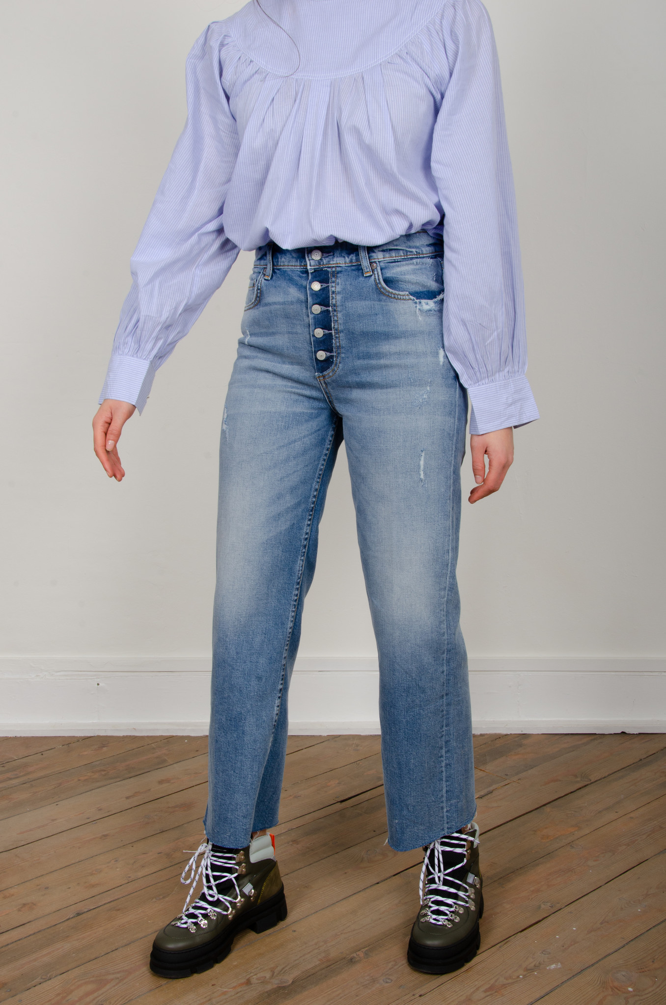 THE MIKEY CROP JEANS-2