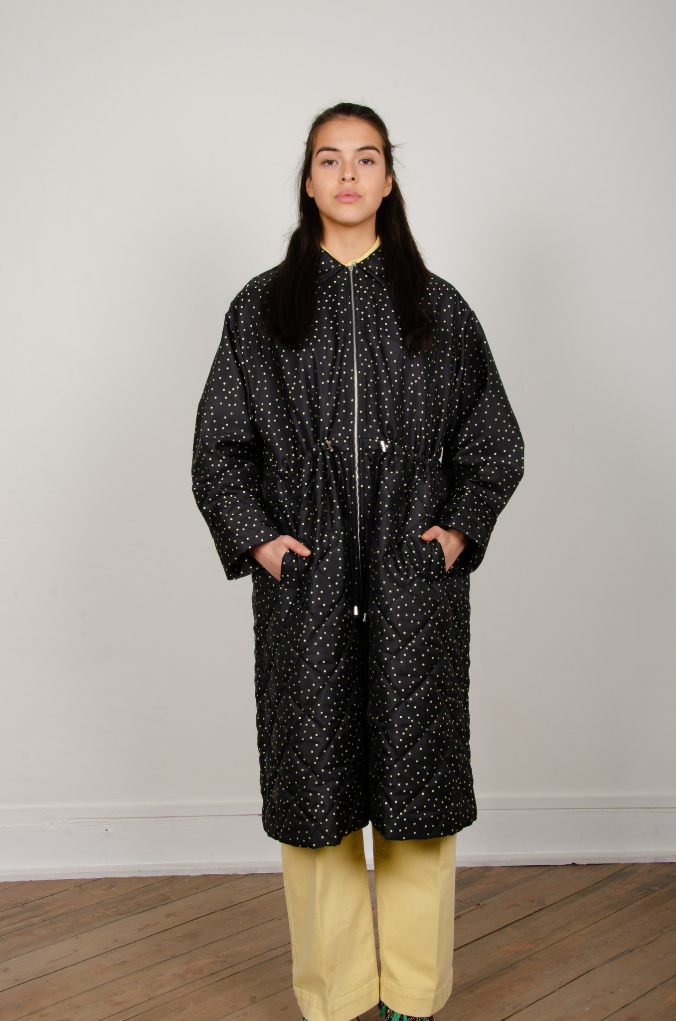 DILLIAN QUILTED JACKET-1