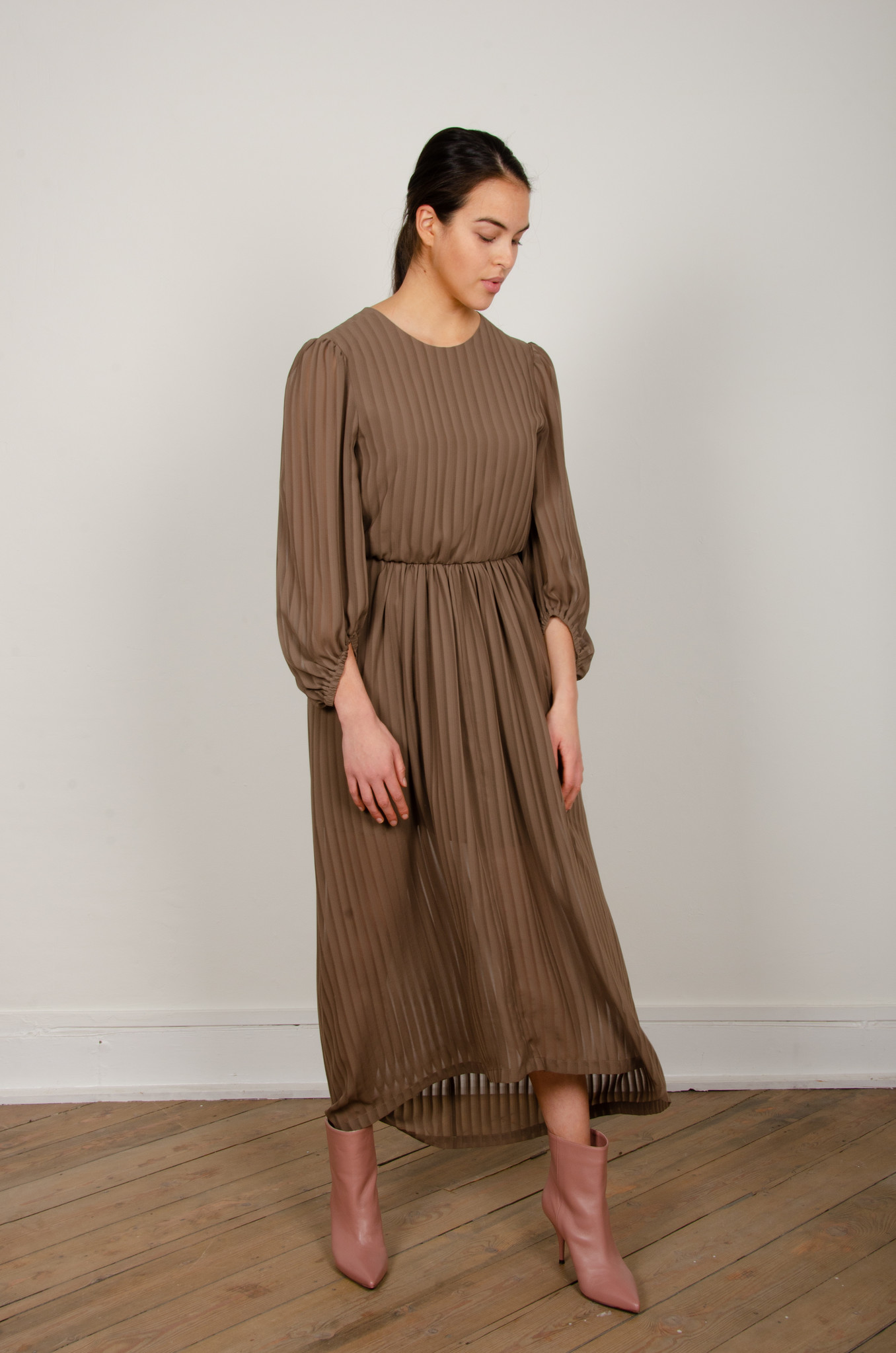 CORINNE LONG DRESS-4