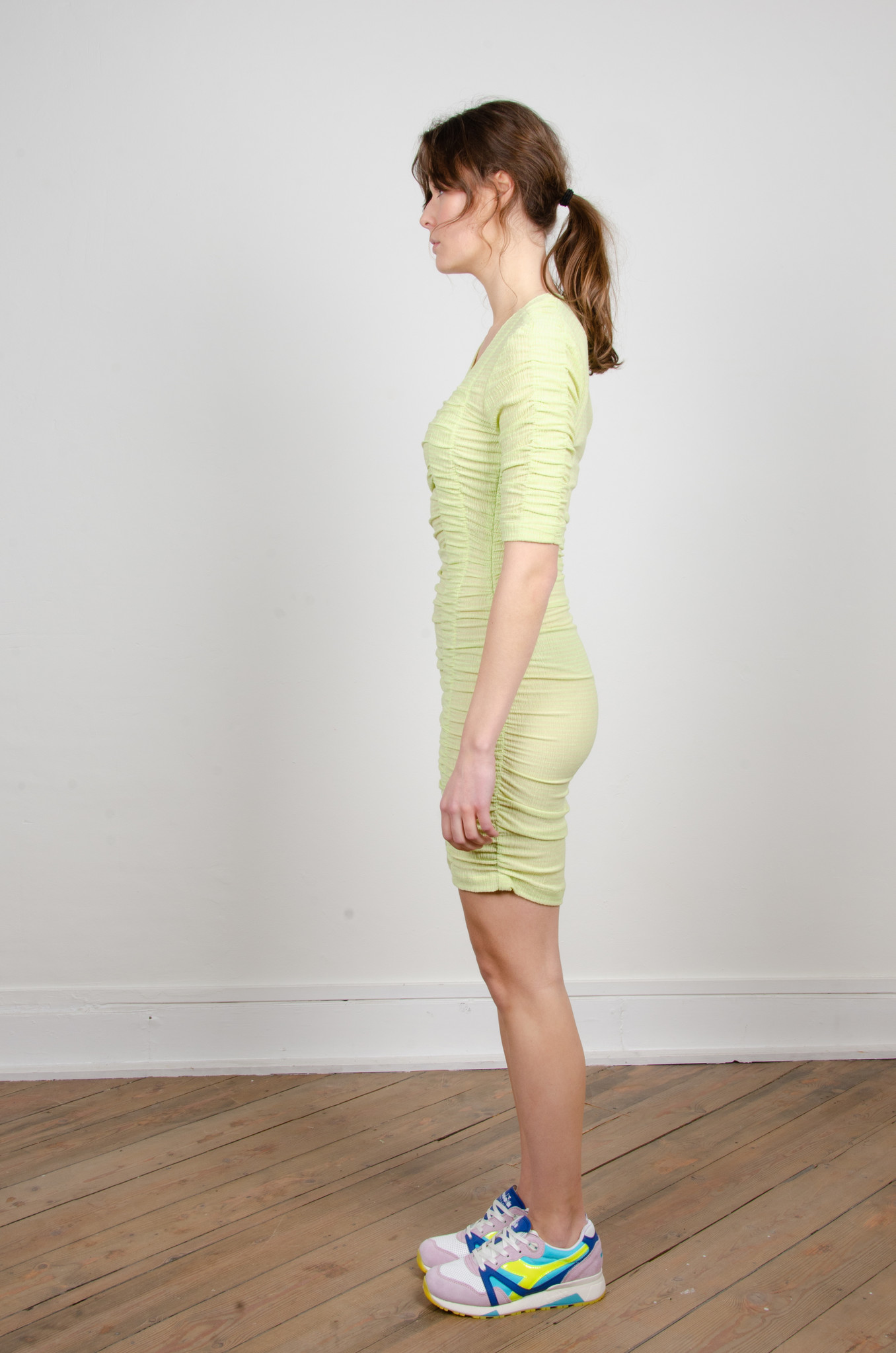 FINA FITTED DRESS-2