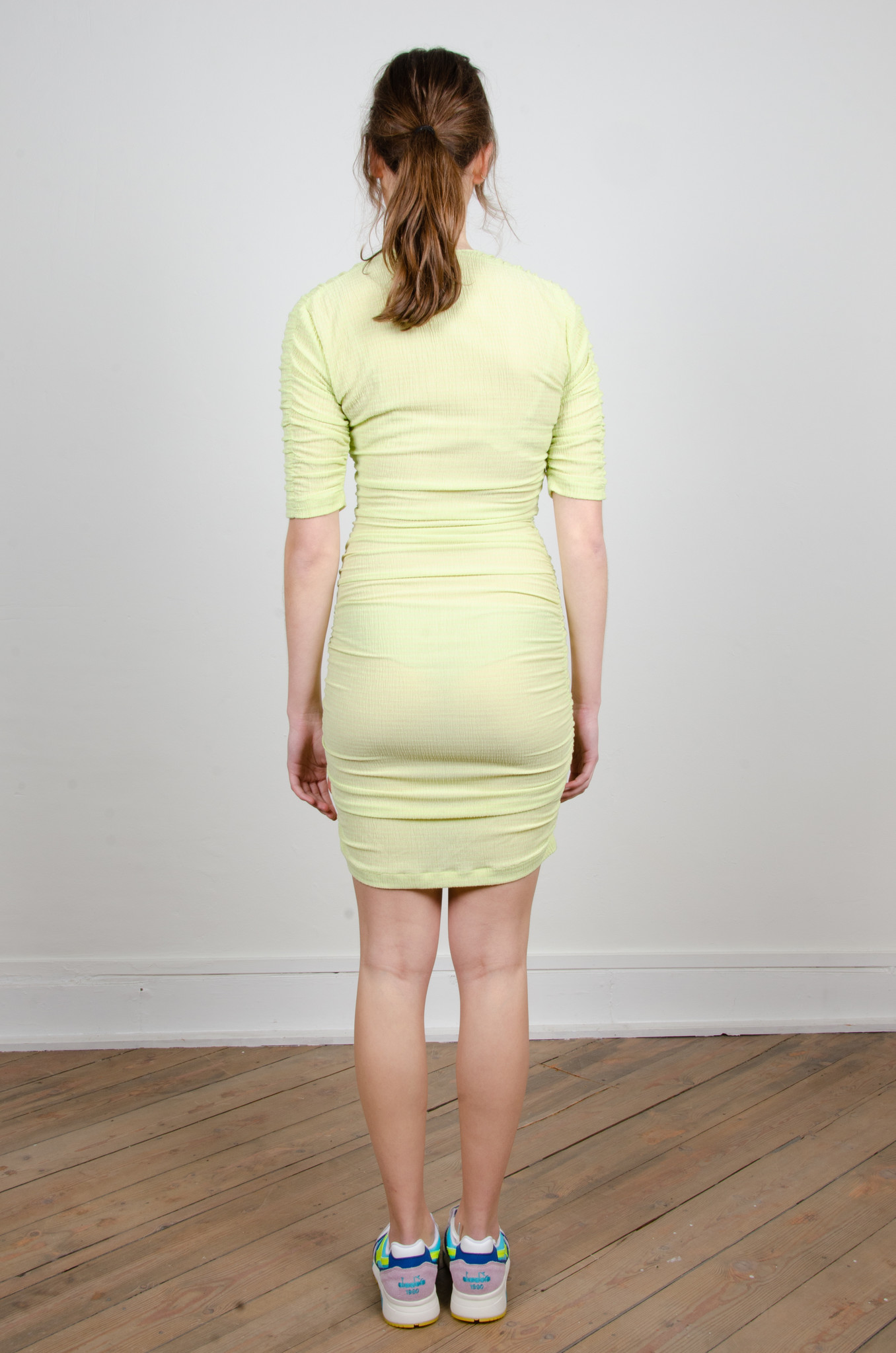 FINA FITTED DRESS-3
