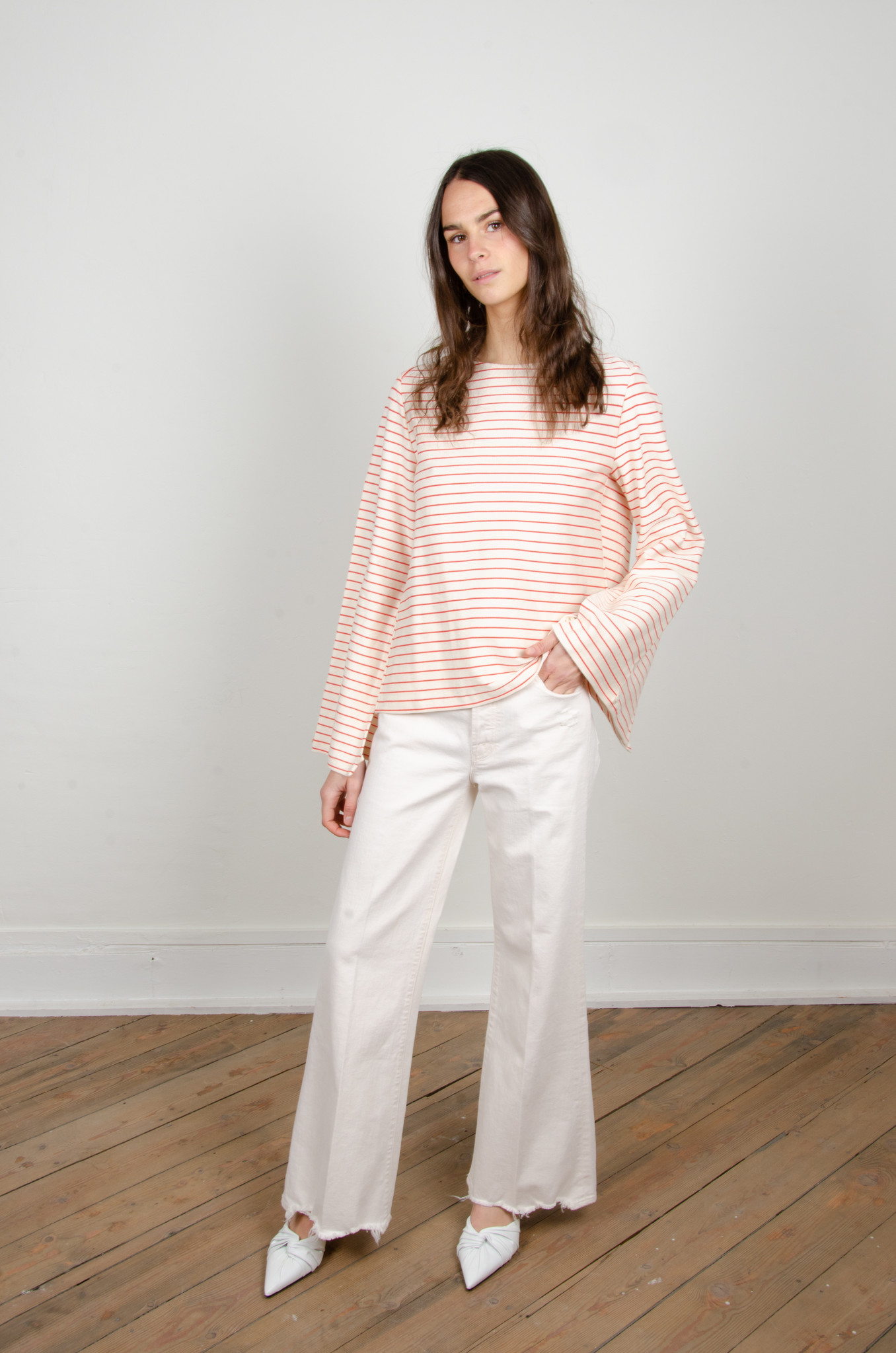 STRIPED OPEN-BACK TOP-7