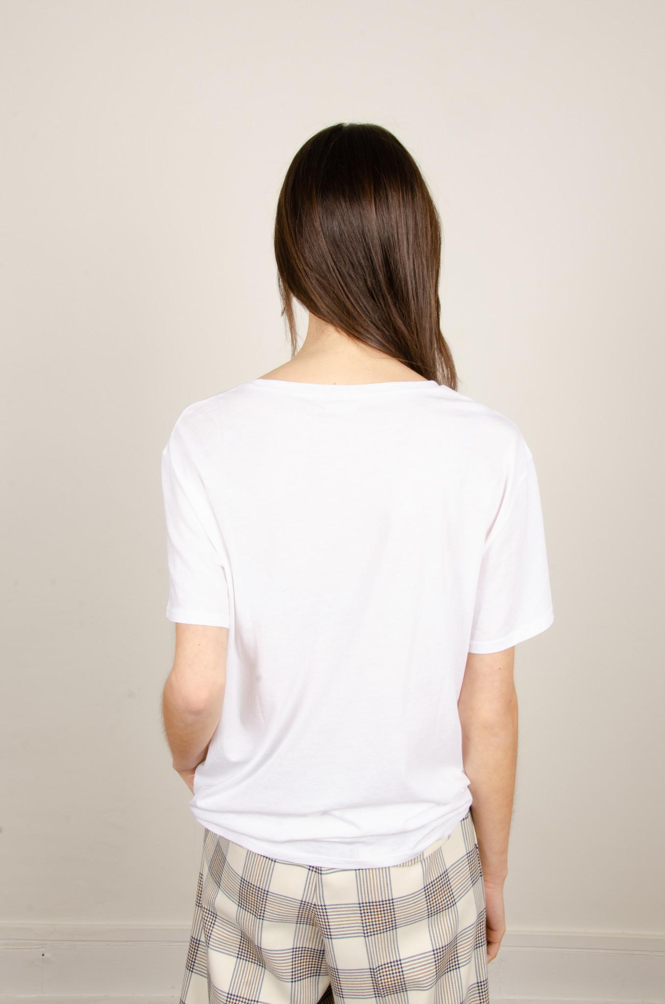 BOYFRIEND TEE WHITE-4