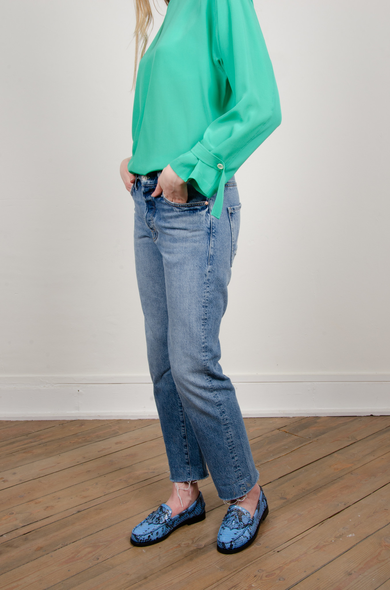 THE SCRAPPER CUFF ANKLE FRAY-2