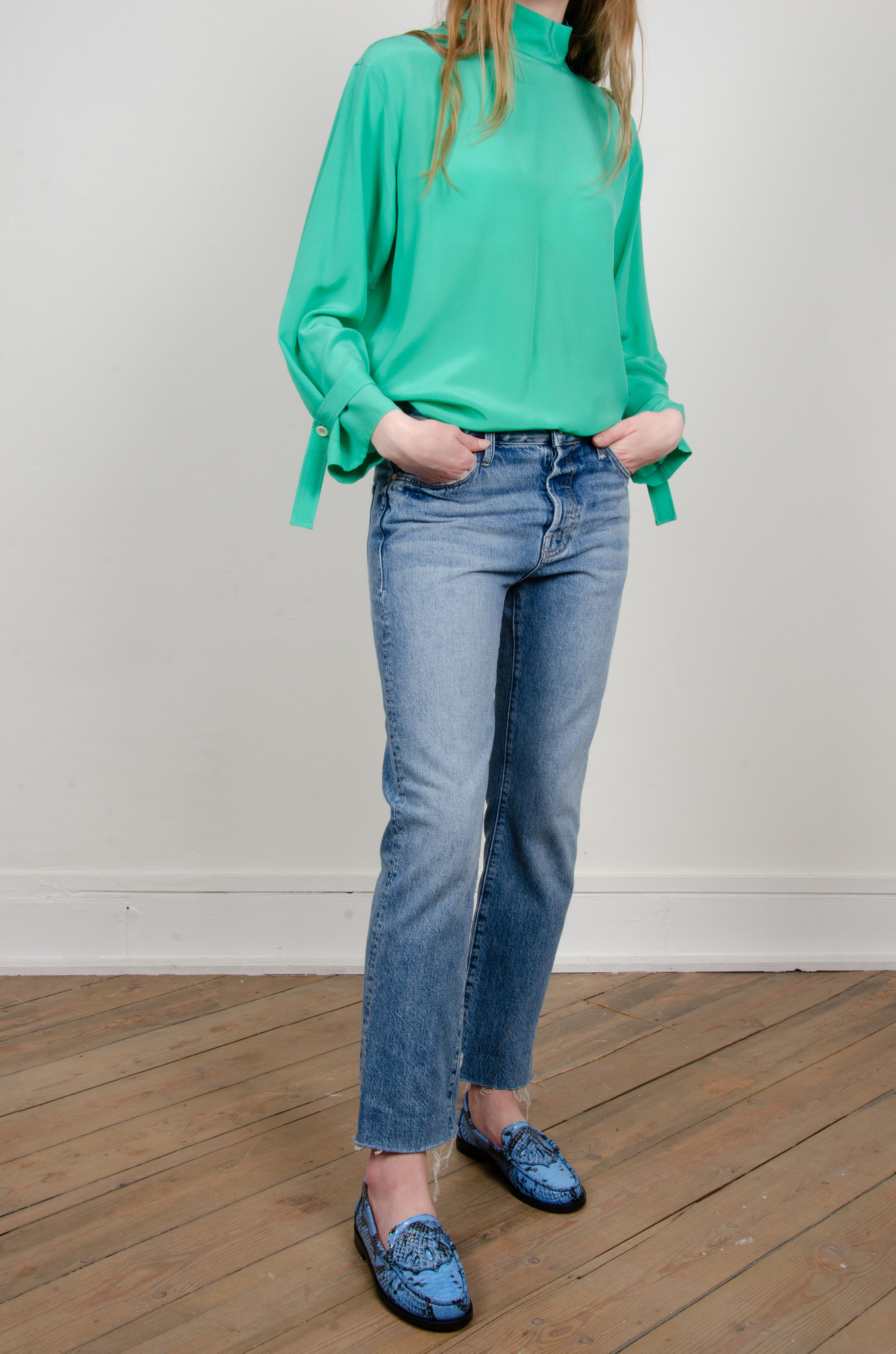 THE SCRAPPER CUFF ANKLE FRAY-4