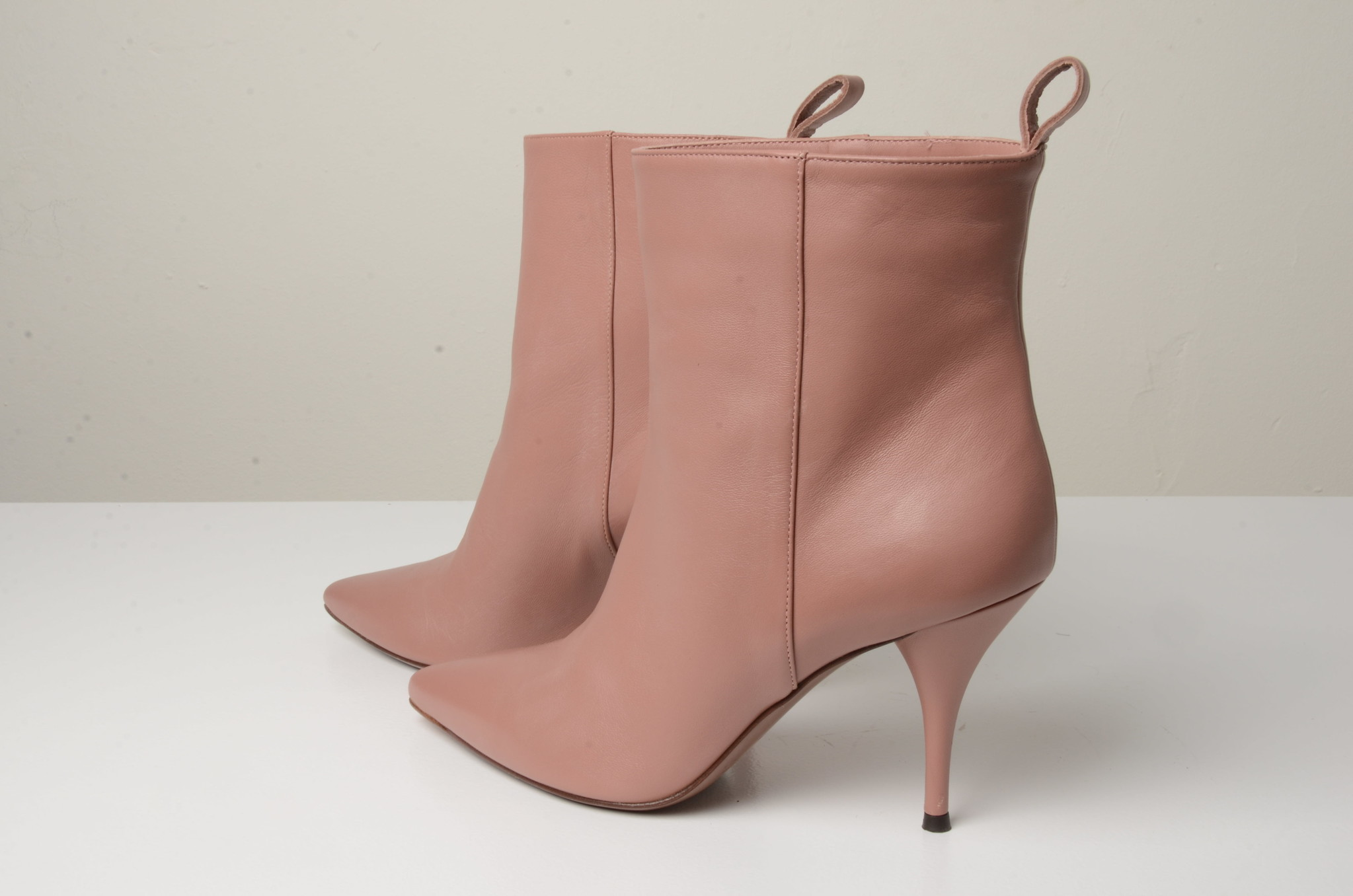 ANKLE BOOT ANCIENT PINK-1