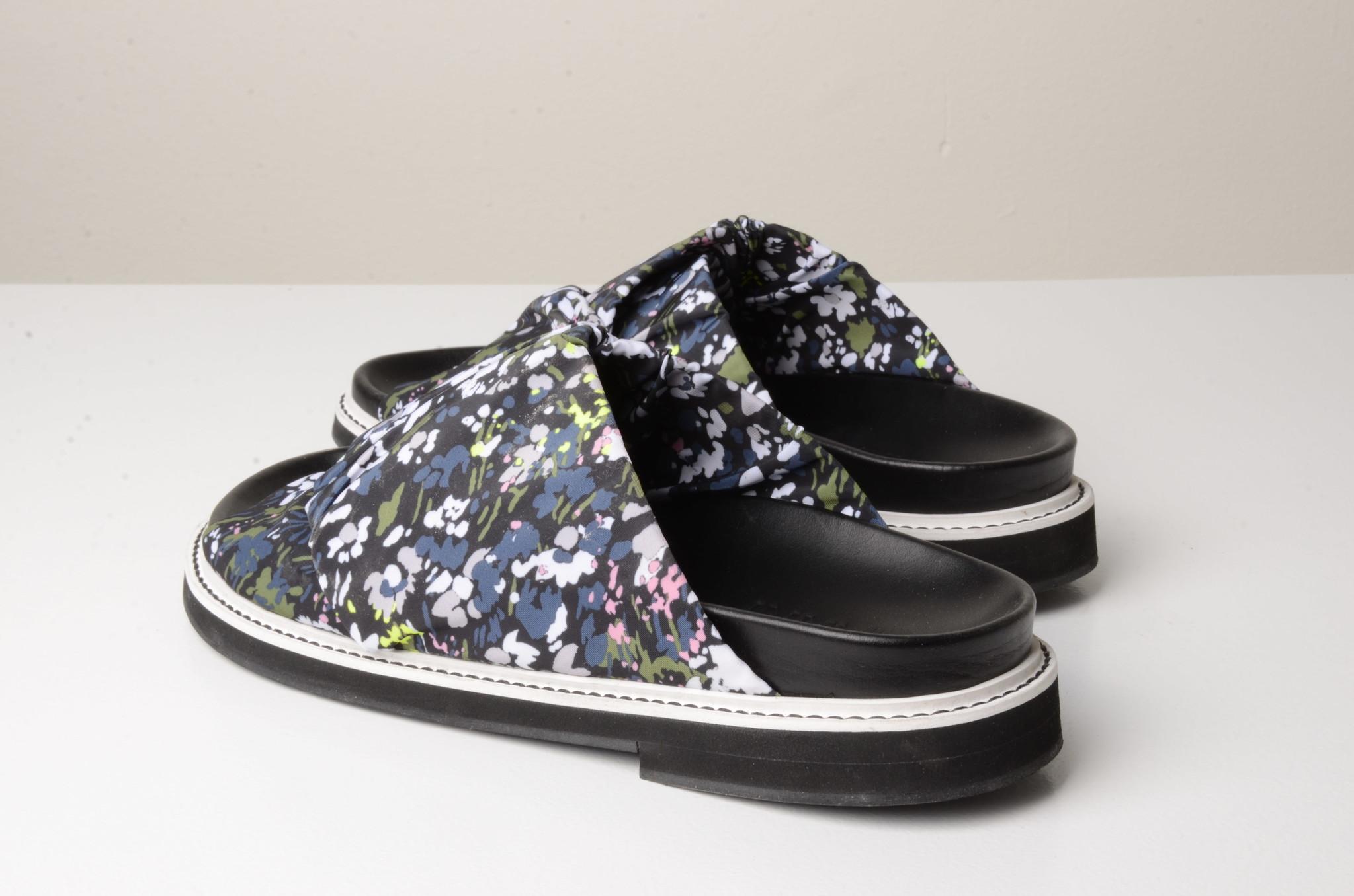 FLOWERED SLIP ONS-2