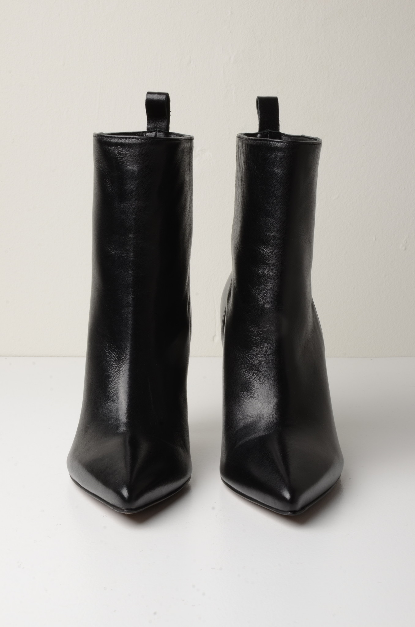 ANKLE BOOTS BLACK-5