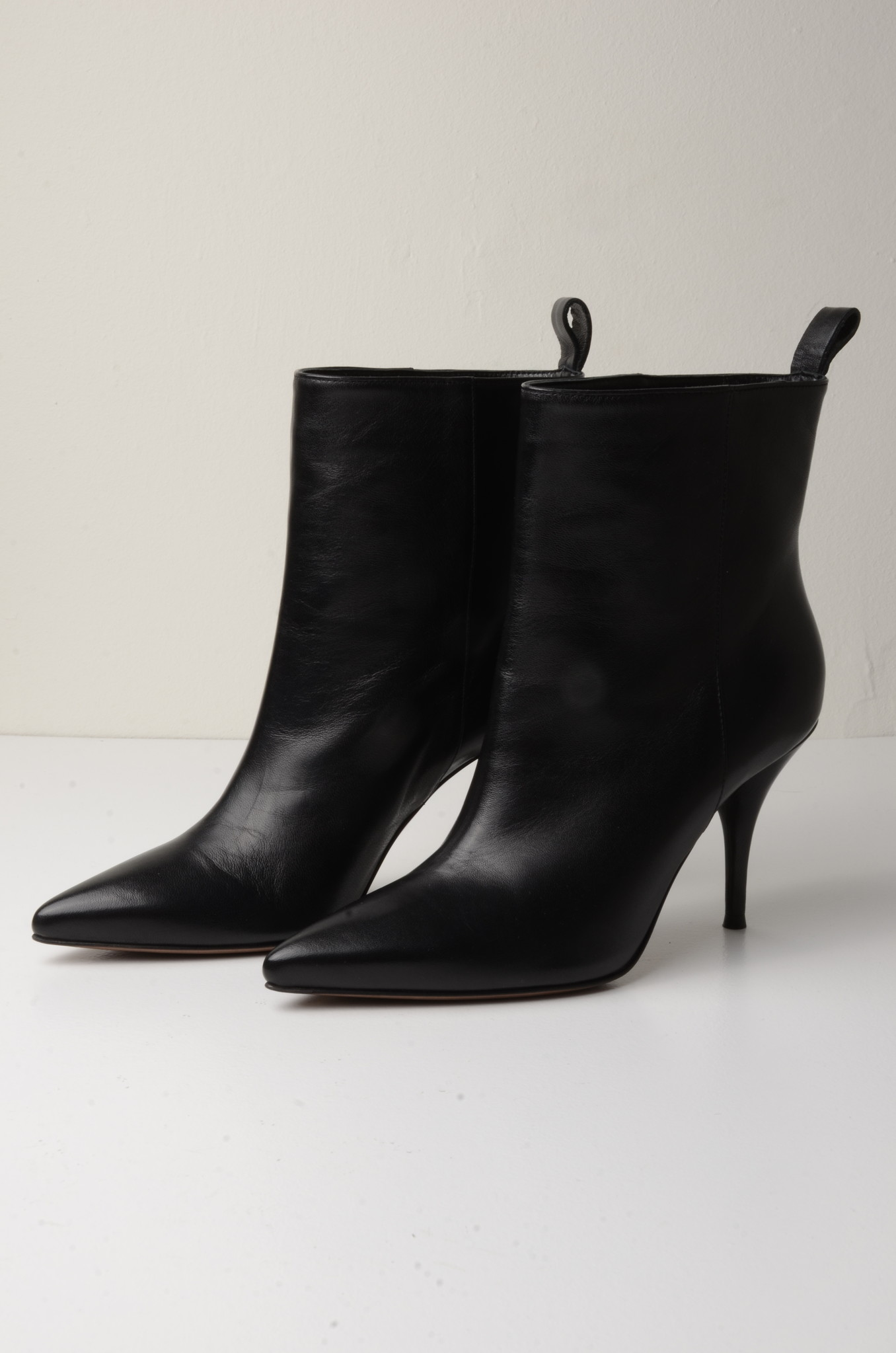 ANKLE BOOTS BLACK-6