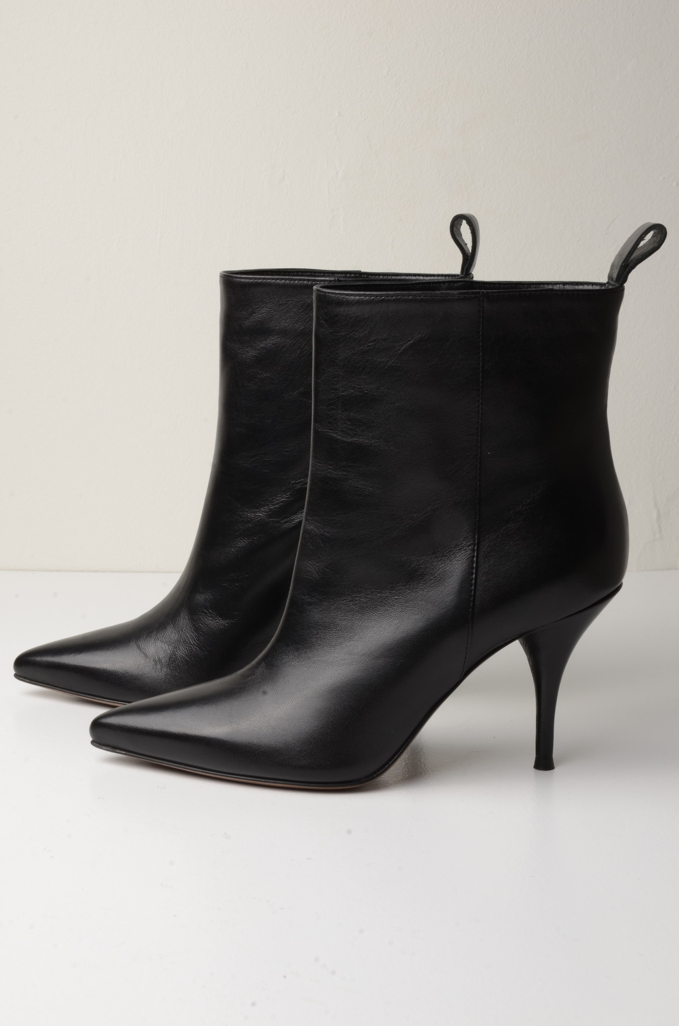 ANKLE BOOTS BLACK-1