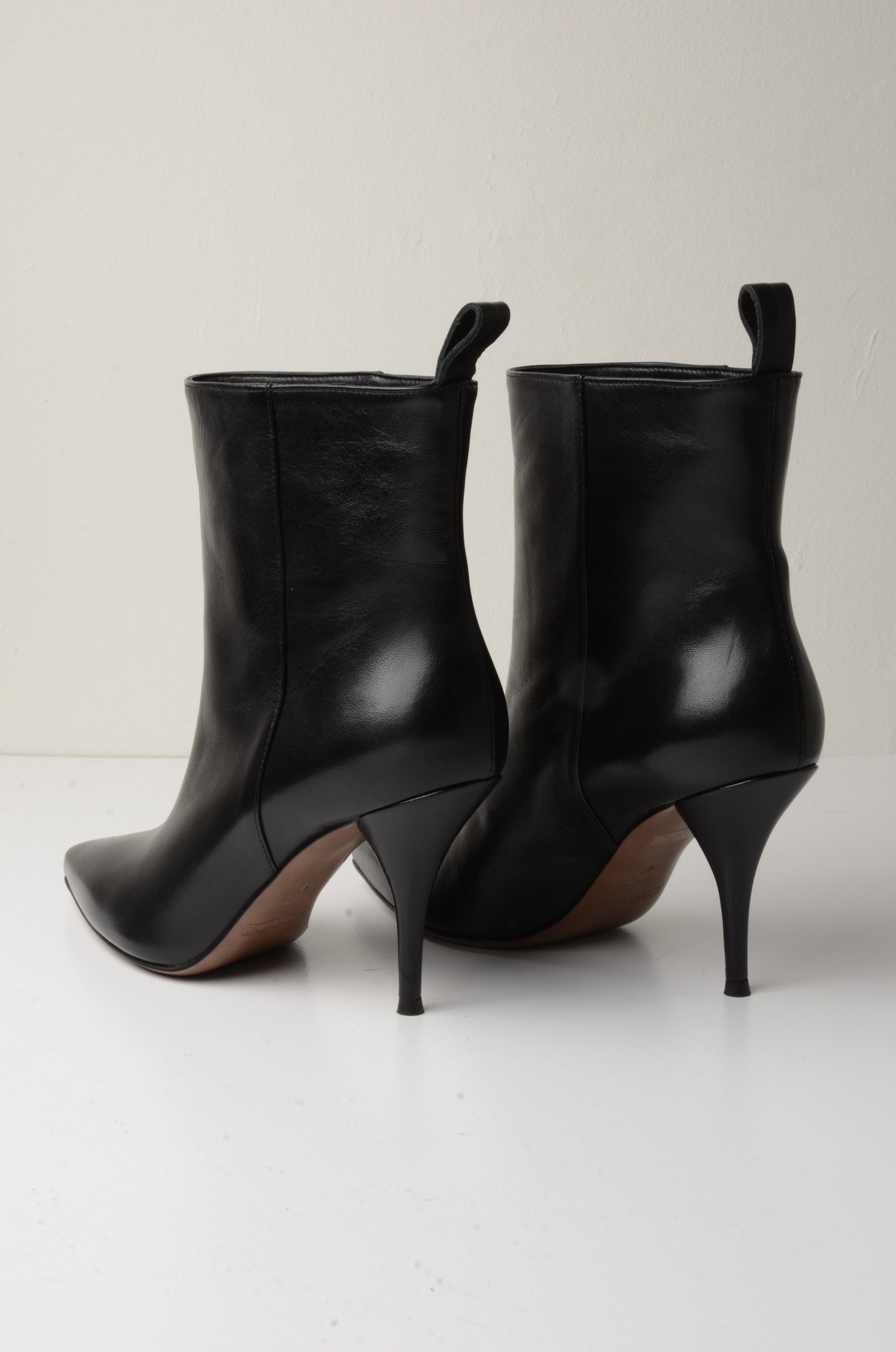 ANKLE BOOTS BLACK-2