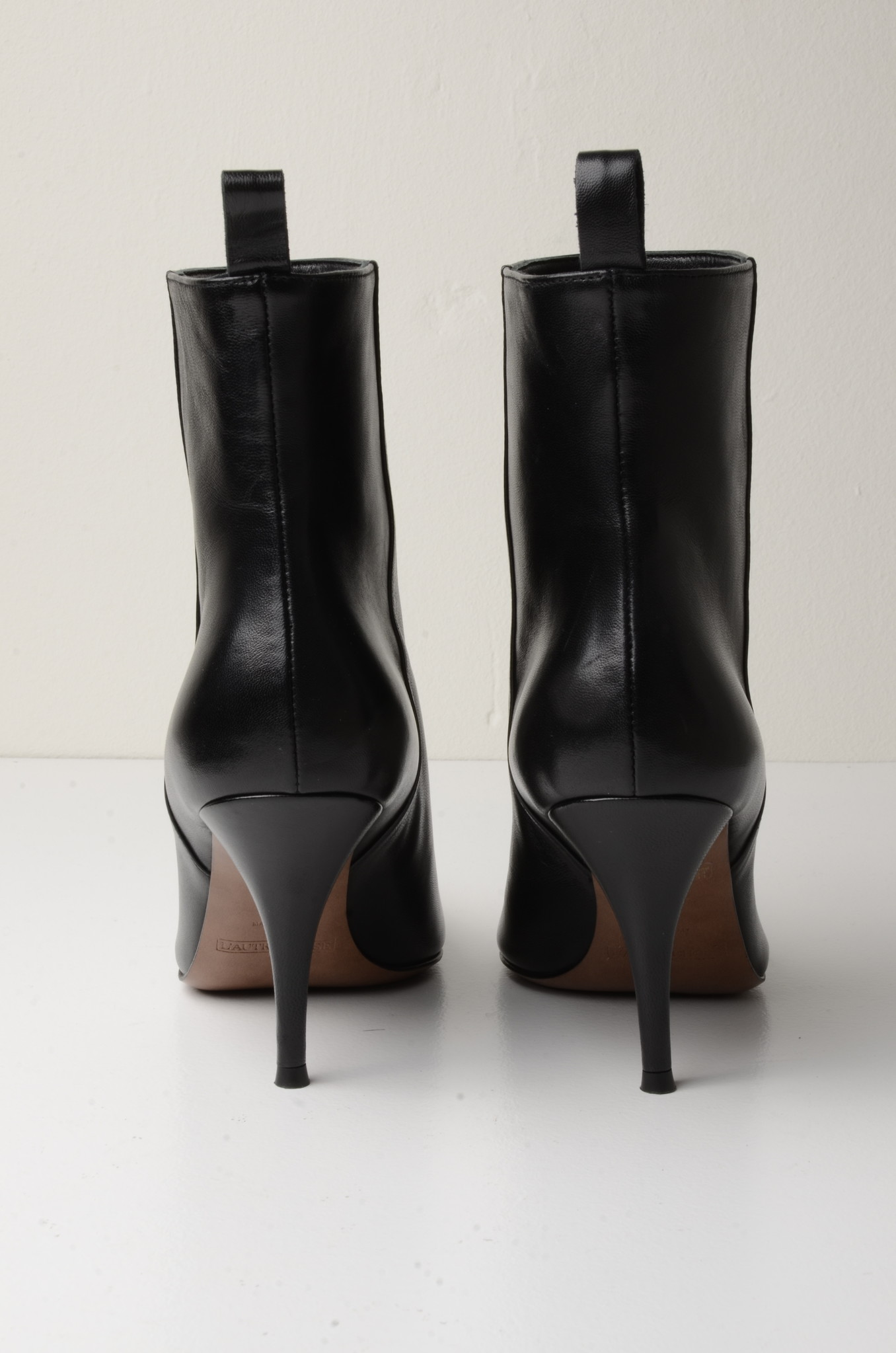 ANKLE BOOTS BLACK-3