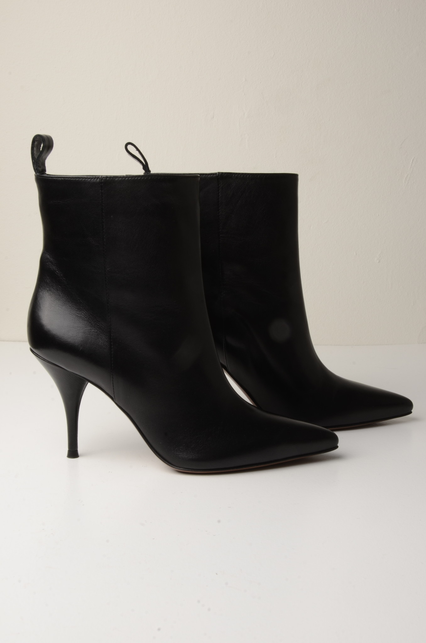 ANKLE BOOTS BLACK-4