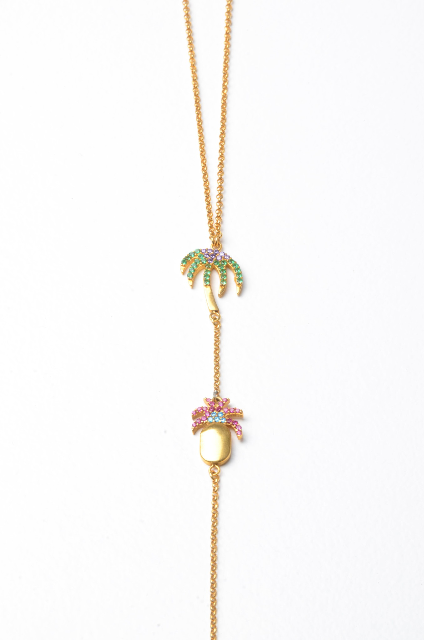 PALM TREE NECKLACE-1