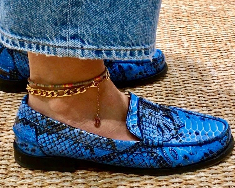 CHAIN ANKLET-2