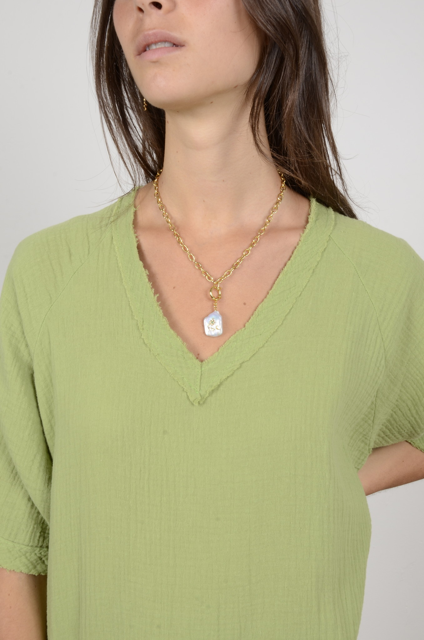 SWEET WATER PEARL NECKLACE-2