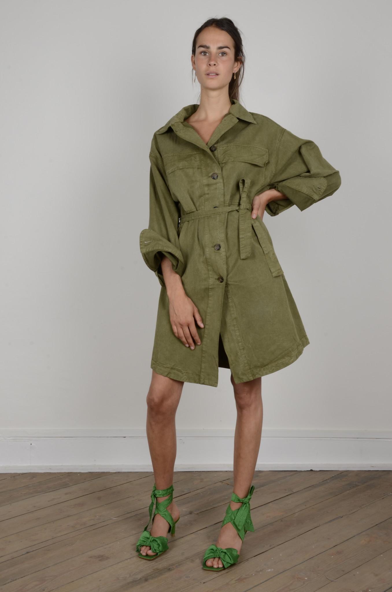 BALA JACKET DRESS-2