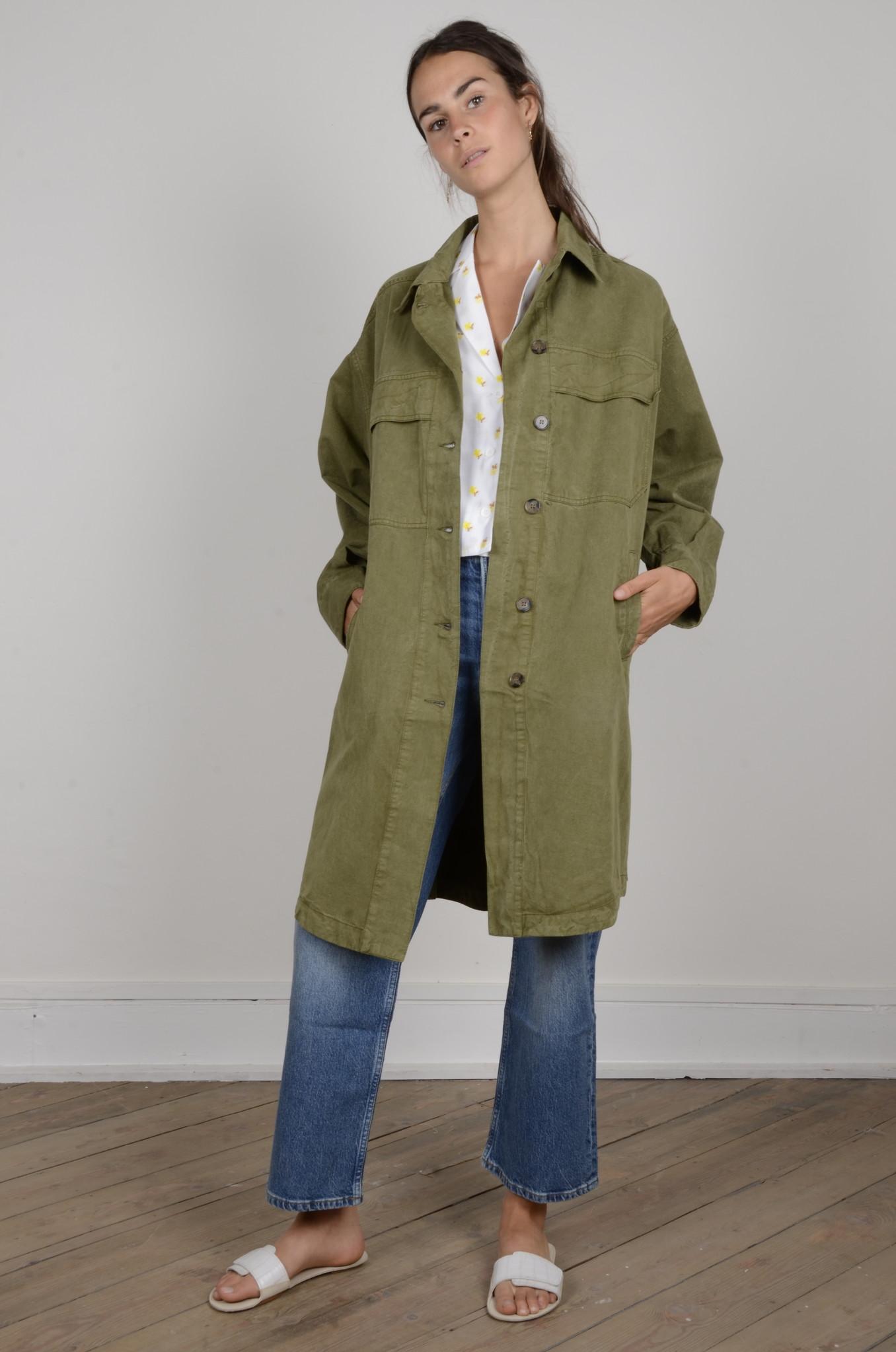 BALA JACKET DRESS-1