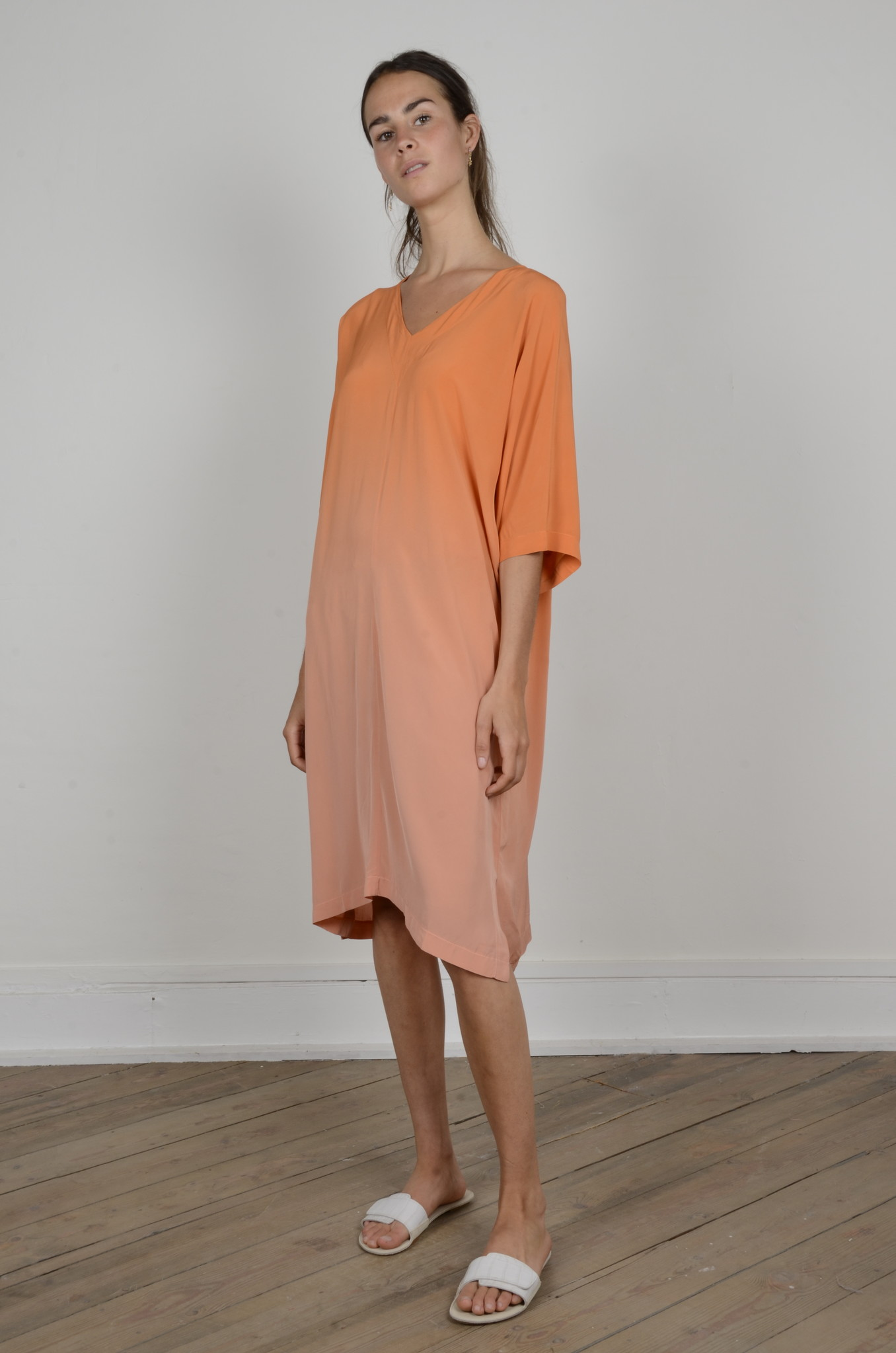 ISABELL OMBRE DRESS-1