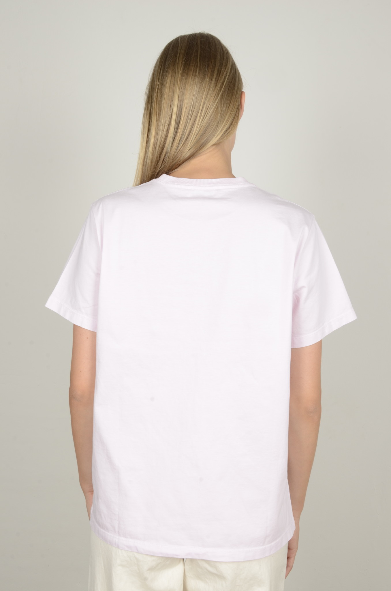 SMILEY TEE IN CHERRY BLOSSOM-3