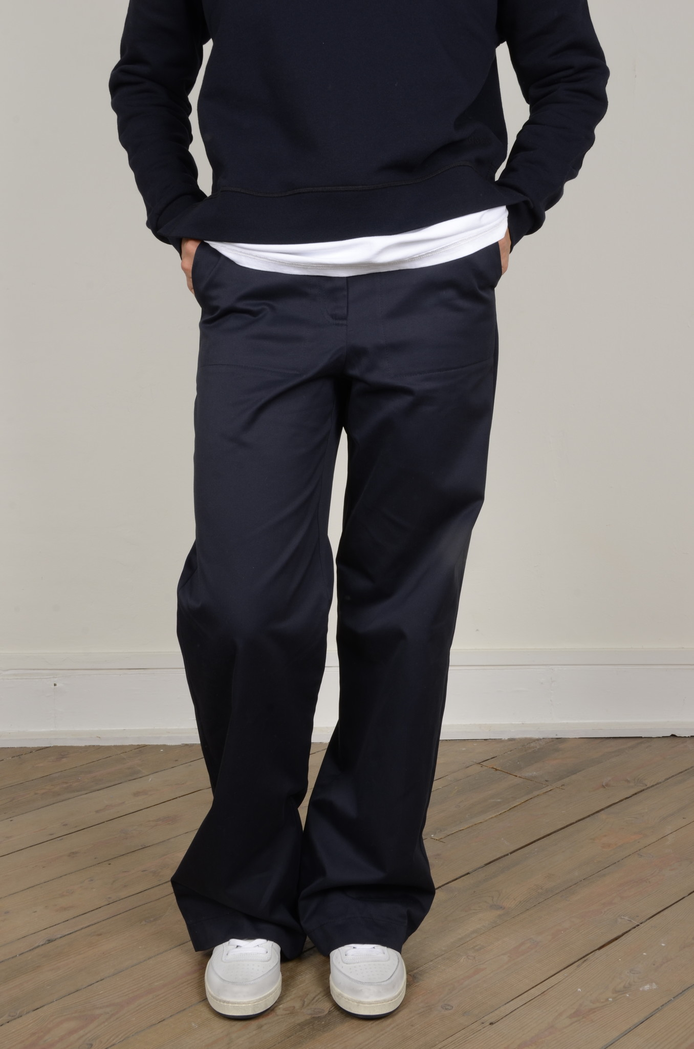 PORTER TROUSERS IN NAVY-1