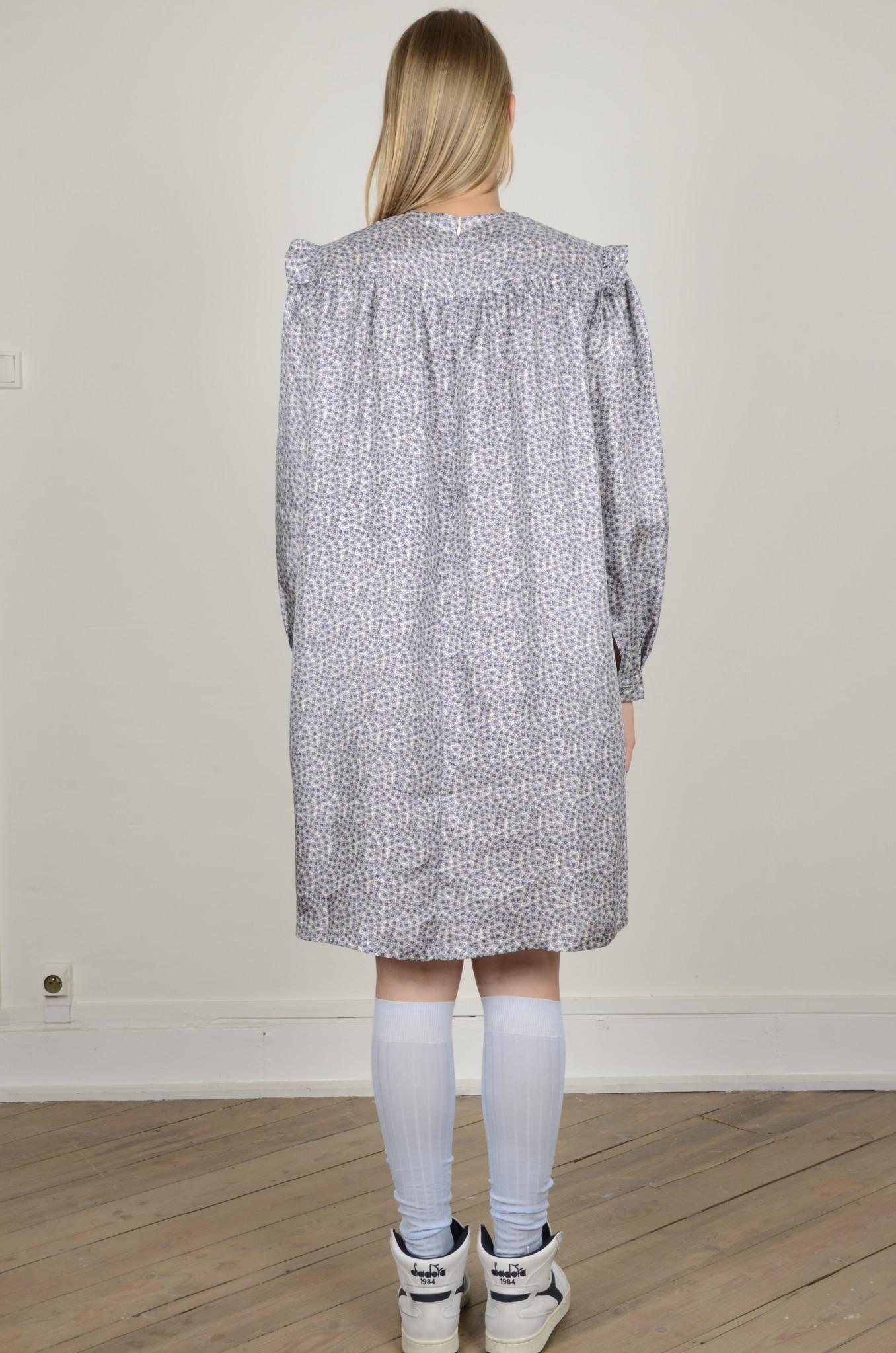 SATINE SILK DRESS-3