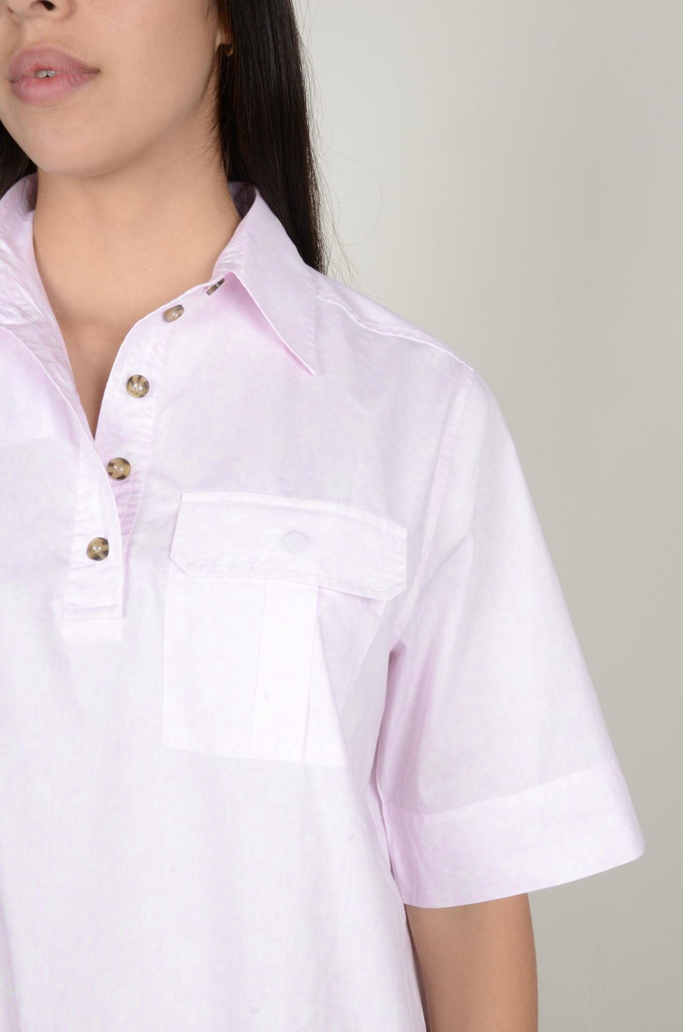 POLO SHIRT DRESS-4
