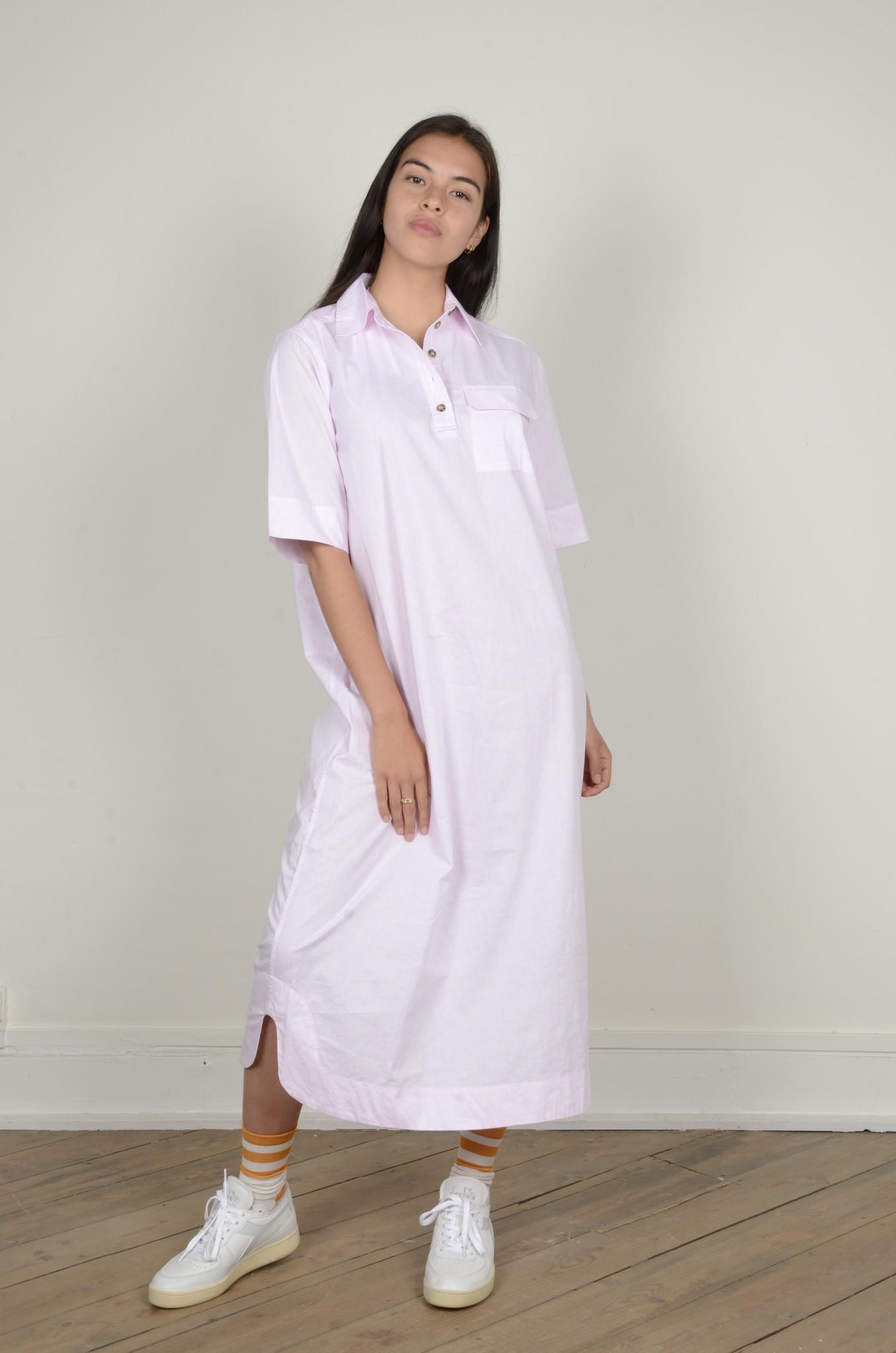POLO SHIRT DRESS-1