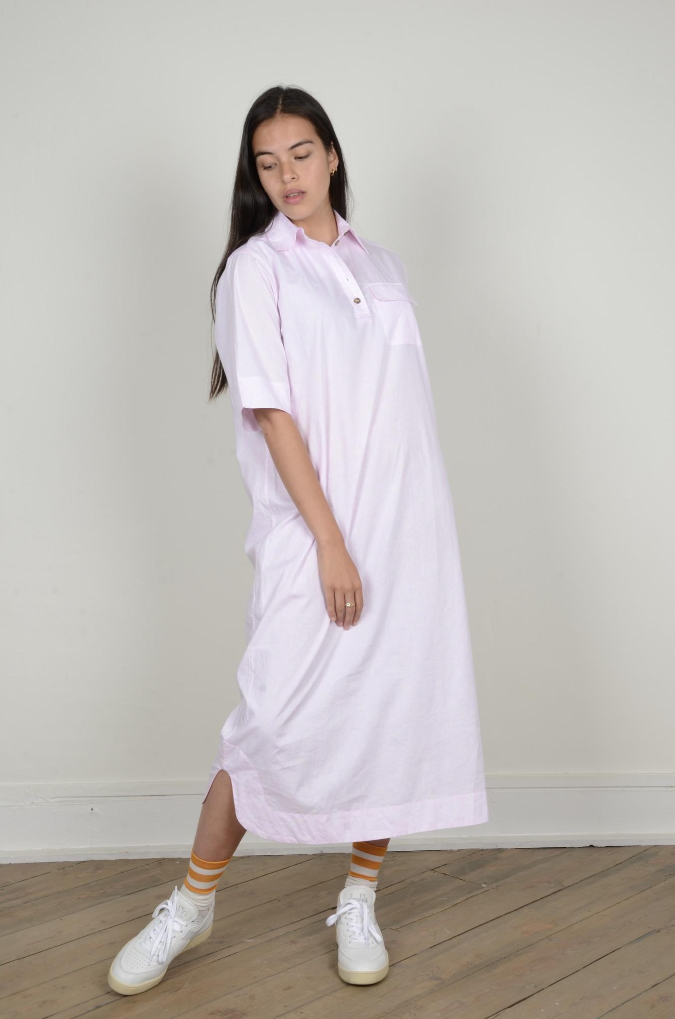POLO SHIRT DRESS-5