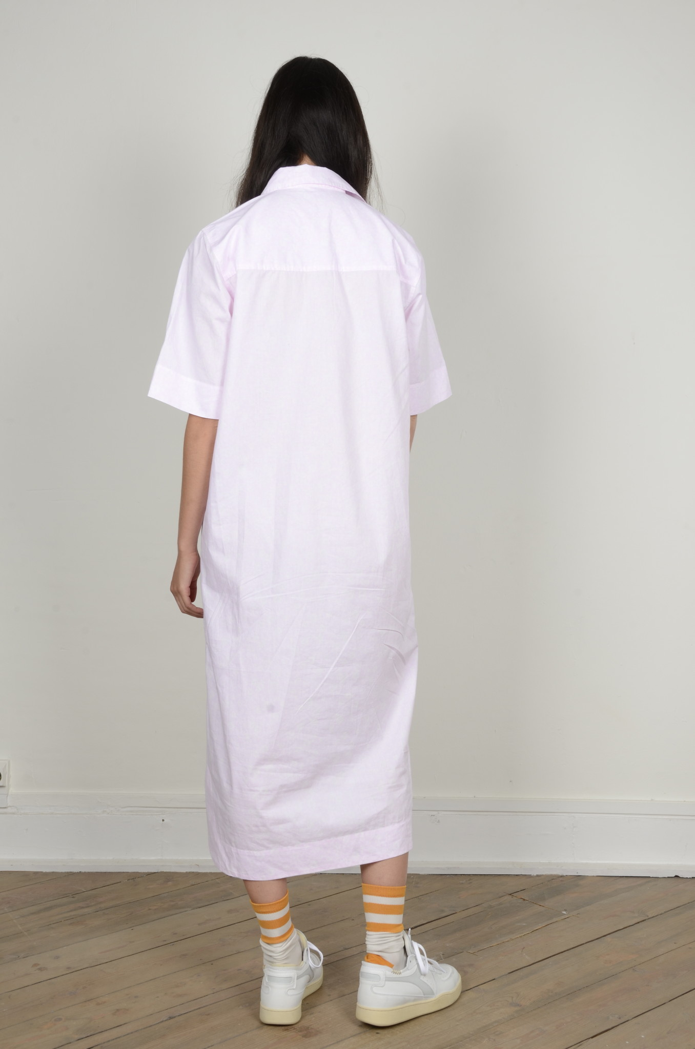 POLO SHIRT DRESS-3
