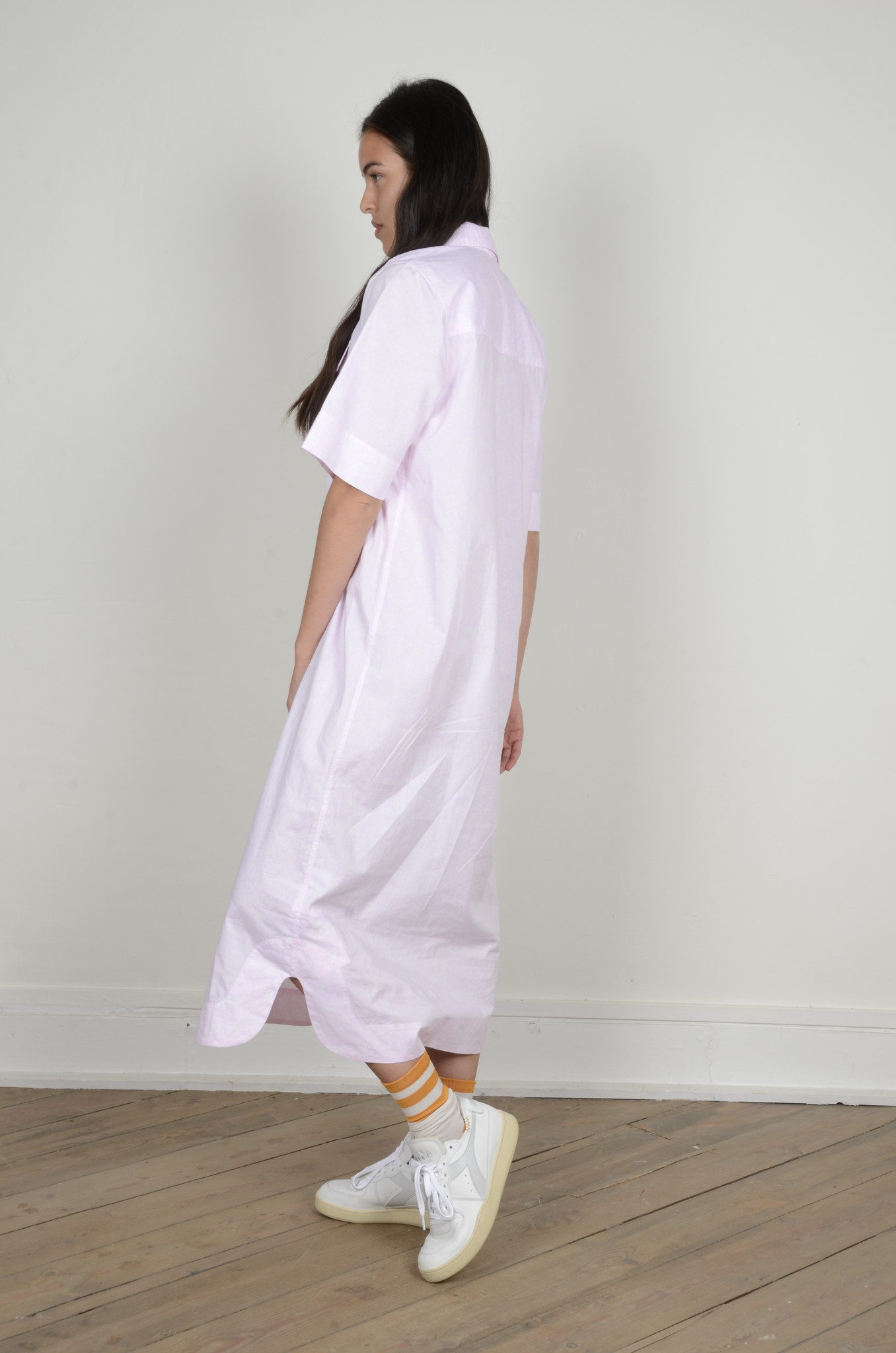 POLO SHIRT DRESS-2