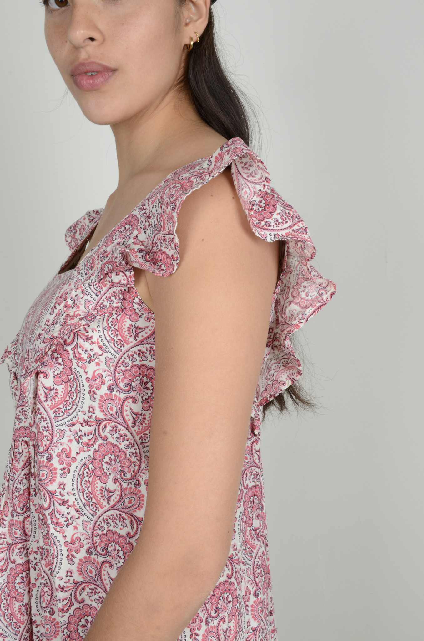 LAYLA PAISLEY DRESS-4