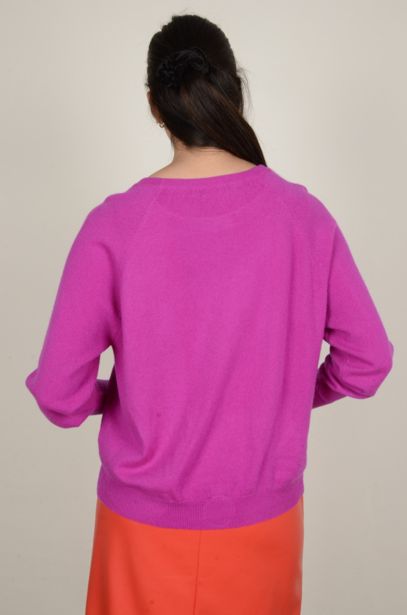 CAROLINA CASHMERE KNIT IN DAHLIA-3