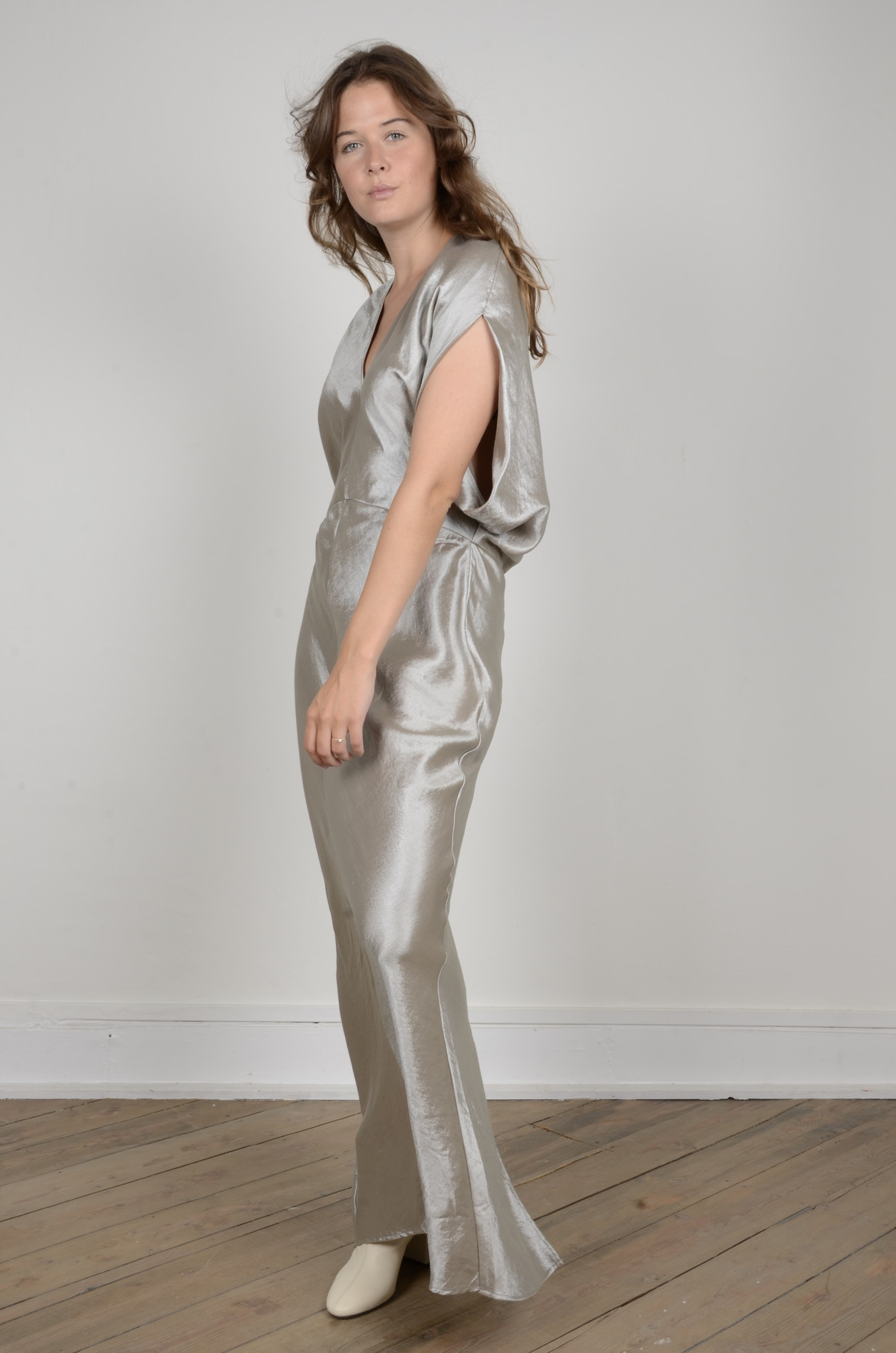DIA METALLIC DRESS-2