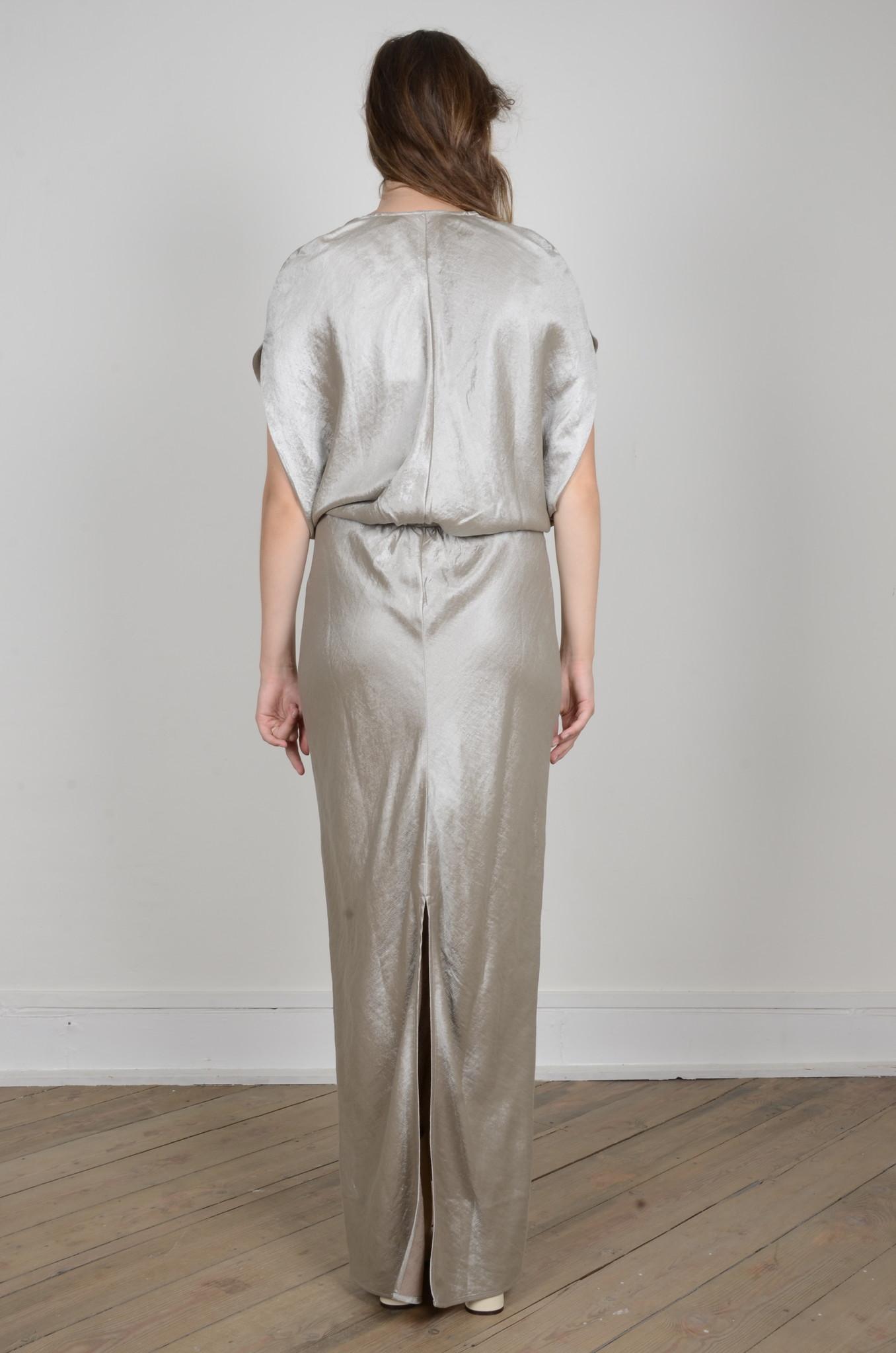 DIA METALLIC DRESS-3