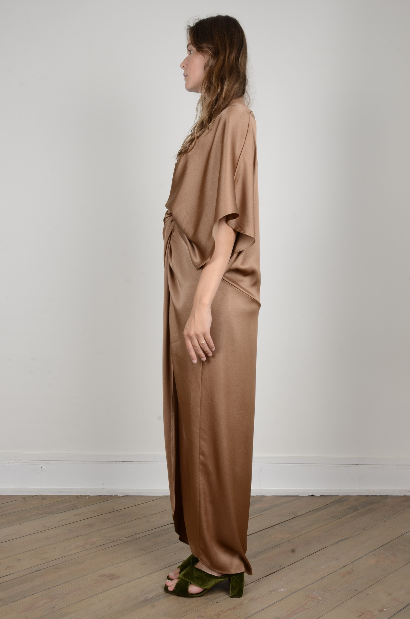 SATIN DRESS NUGGET-2