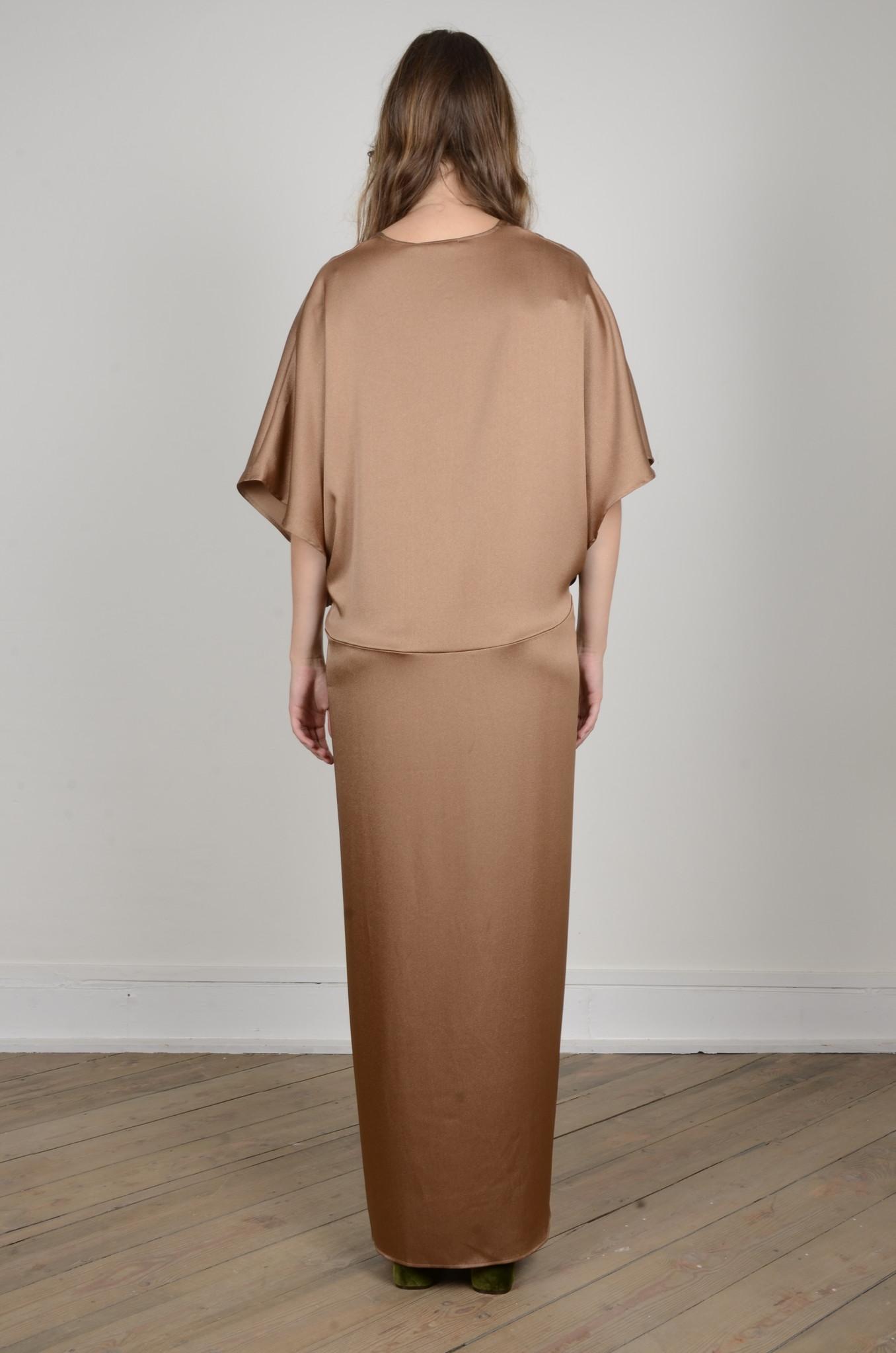 SATIN DRESS NUGGET-3