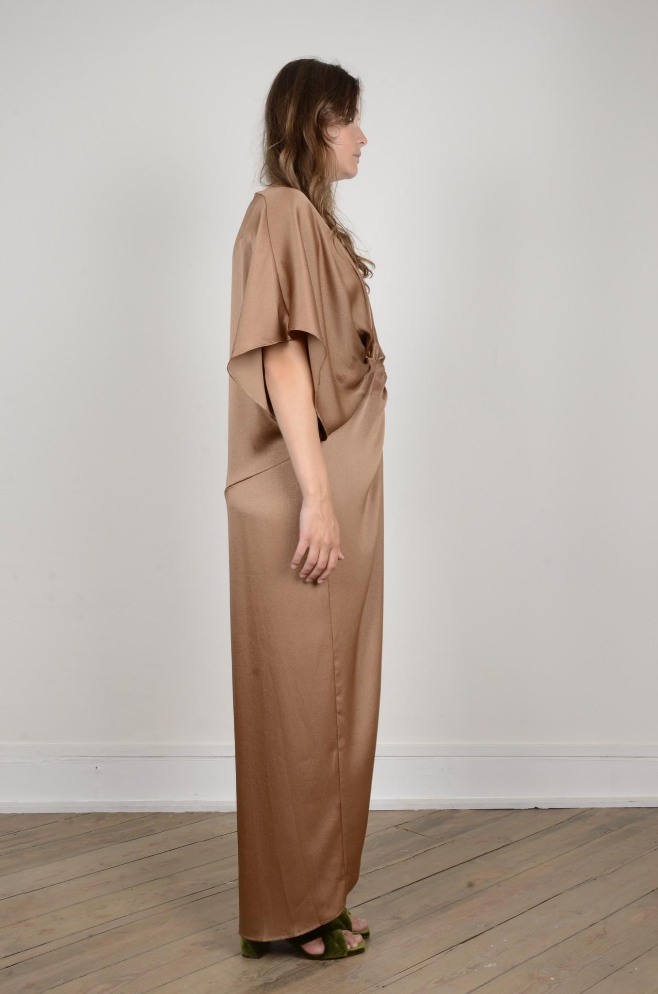 SATIN DRESS NUGGET-4